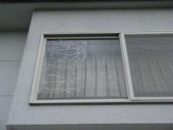 透明ガラス交換前.jpg